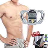 BodyPure True Weight BMI And Body Fat Analyzer With Free Adjustable Cincher