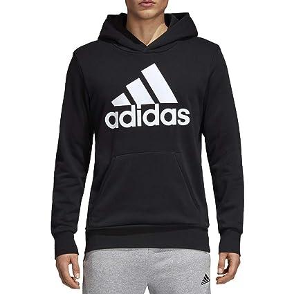 55e89f6b adidas Men's Athletics Essentials Linear Pullover Hoodie