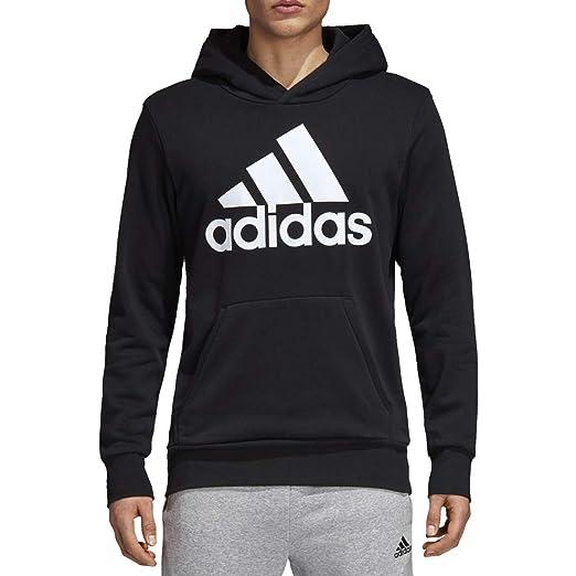 a5483ac2ea adidas Men's Athletics Essentials Linear Pullover Hoodie