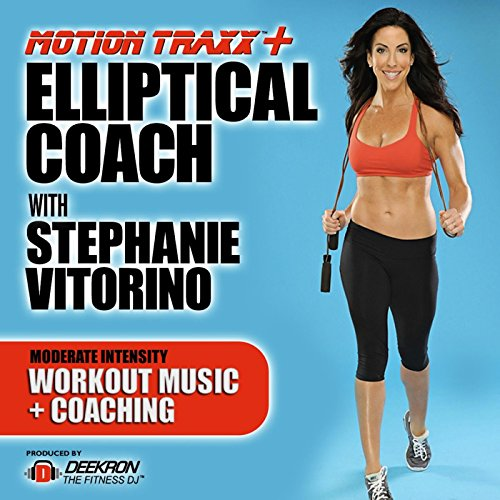 Elliptical Coach: Guided Interval Music Mix for