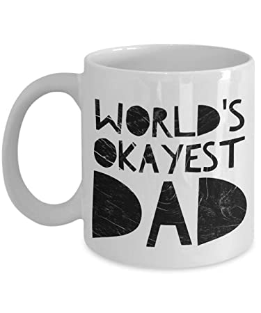 Amazon com: FUNNY DAD MUG, Funny Father Mug, Fathers Day