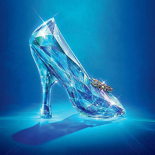 (Swarovski Cinderella Slipper Limited Edition 5179692)