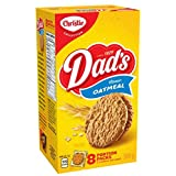 Dads Original Oatmeal Portion Pack Cookies, 300g