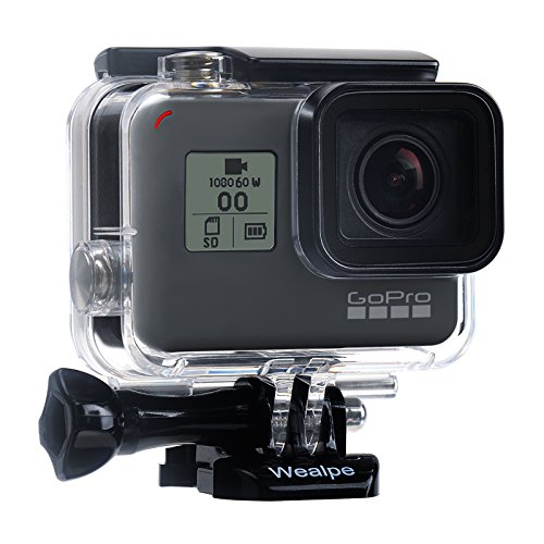 Wealpe Waterproof Housing Case Underwater...