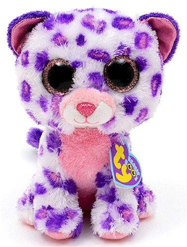 d9d15160f5e Image Unavailable. Image not available for. Color  Ty Beanie Boos Glamour -  Leopard ...