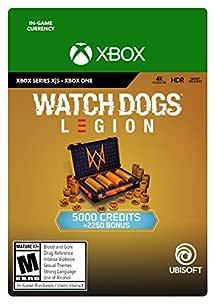 Watch Dogs Legion Credits Pack (7,250 Credits) Xbox One [Digital Code]
