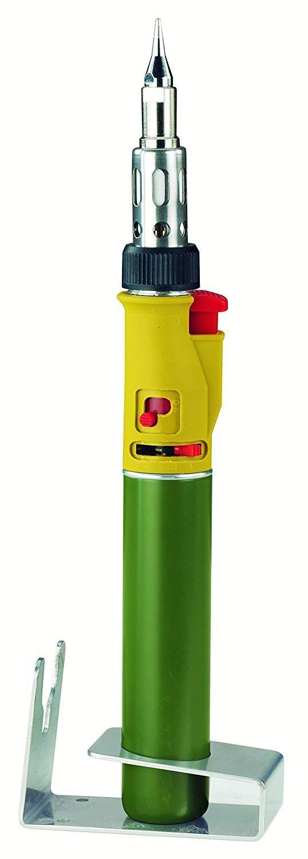 Proxxon 28144 Soldador/Micr oflam Gas Soldadura Juego MGS accesorios para trabajar con abierta Llama o mediante Catalizador y accesorios, ...