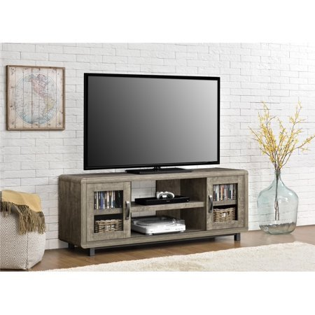 "Better Homes and Gardens Keeton TV Console for TVs up to 55"", Weathered Oak from Better Homes & Gardens"