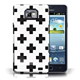 galaxy s2 vintage case - STUFF4 Phone Case / Cover for Samsung Galaxy S2/SII / Vintage Cross Design / Scandinavian Fashion Collection