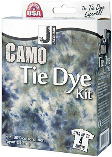 Jacquard Camo Tie Dye Kit