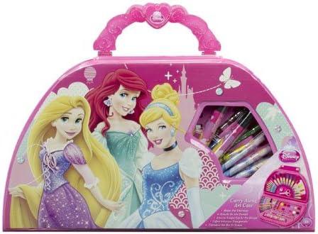 Sambro Princesa de Disney - Kit de recreación Creativa - - Dsp-s14-4139 Caso Colorear