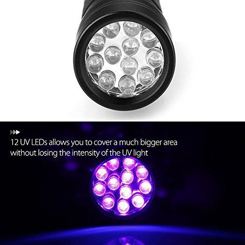 Watson Lee Black Light Uv Flashlight Handheld Urine Stain