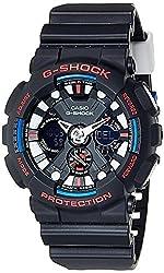Casio G-Shock GA120TR-1A Men's Watch