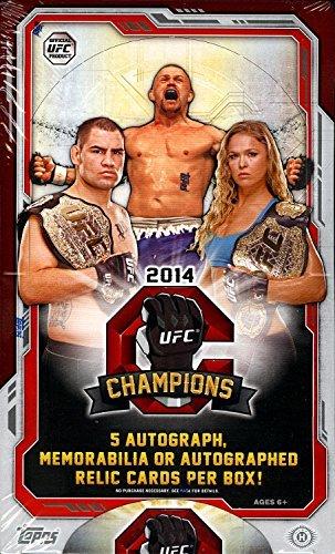 2014 Topps UFC Champions HOBBY