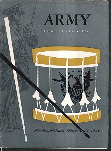 ARMY Radar Operator Training Aid Missile Division Artillery & Infantry 6 1958 Army Radar