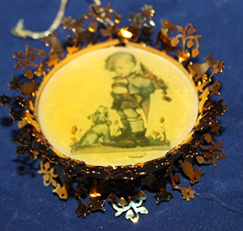Hummel Gold Christmas Ornament Collection - Not For You - Bo
