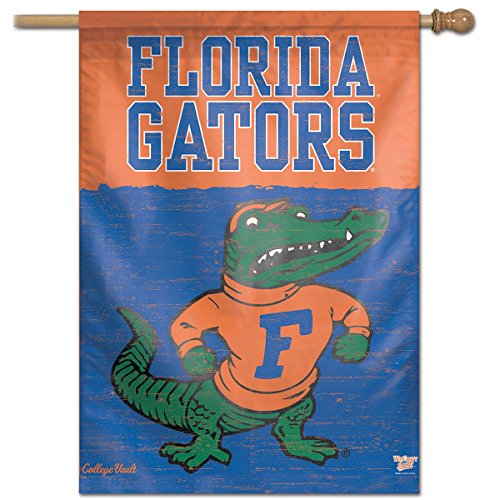 WinCraft Florida Gators Vault Throwback Retro Vintage House Flag Review