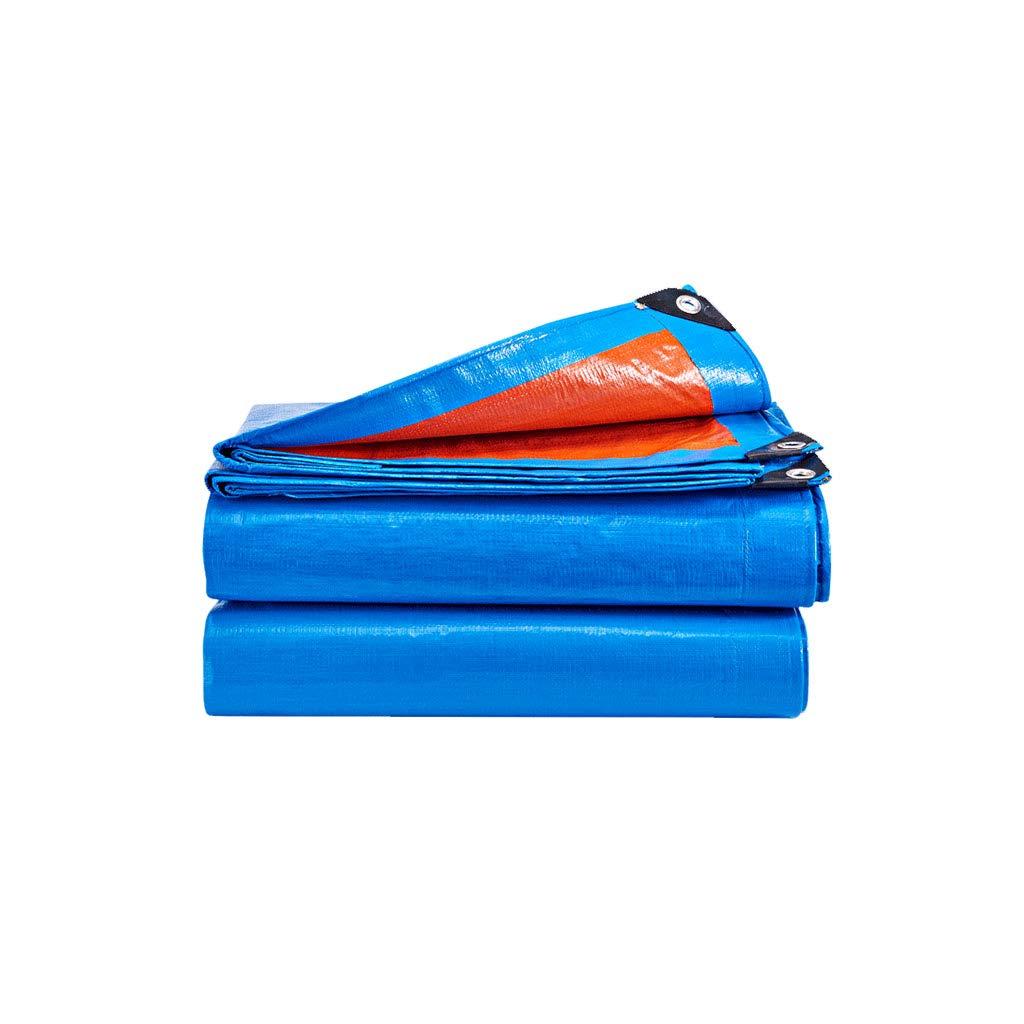 防水シートの日焼け止めの防水シートの雨の陰の布の屋外の循環の絶縁材の布1.5-12m (サイズ さいず : 6*4M) 6*4M  B07MRK513H