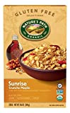 Nature's Path Organic Gluten-Free Cereal, Crunchy Maple Sunrise, 10.6 Ounce Box (Pack of 3)