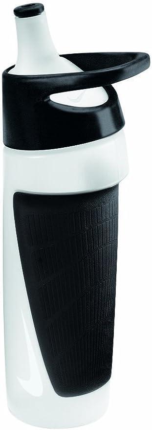 Nike Sport Water Bottle Clear//Black, One Size