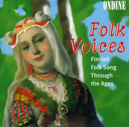 Folk Voices: Finnish Song Through San Antonio Mall Max 54% OFF Ages the