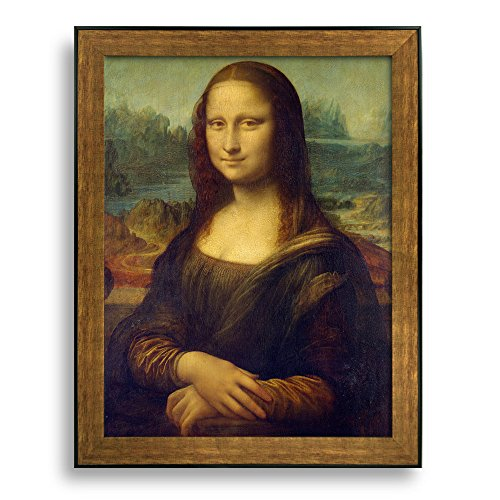 Mona Lisa In Frame