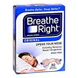 Breathe Right sm/med Tan (3 Pack) 90 Strips @ 33p each inc p & p