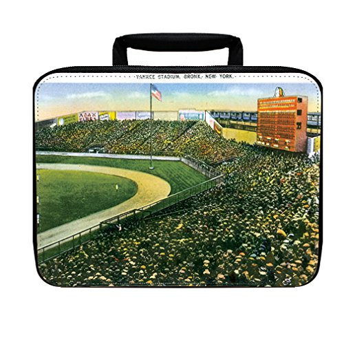 Yankee Stadium, Bronx Ny Insulated Lunch Box Bag (Lunch Yankees)