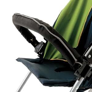 Hauck - Barra de protección frontal para sillas de paseo