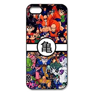 Artsy Artistic Dragon Ball Z Apple Iphone 5S/5 Case Cover Super Cartoons Anime Series