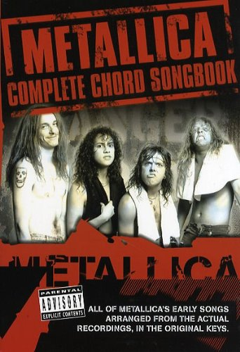 Download Metallica: Complete Chord Songbook - the Early Years ebook