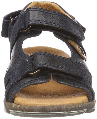 Froddo Children Sandal G3150108, Sandalias Para Niños Azul (Dark Blue)