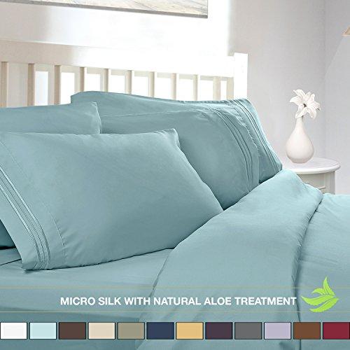 Luxury Bed Sheet Set Moisturizing