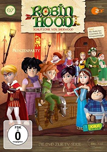Robin Hood - Schlitzohr von Sherwood 07. Prinzenparty (Robin And The 7 Hoods Dvd)