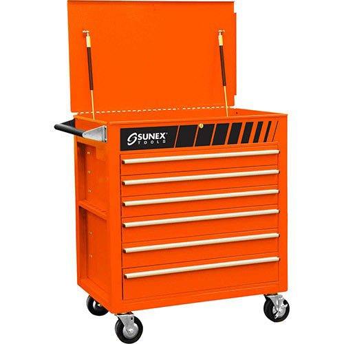6 drawer service tool cart - 2