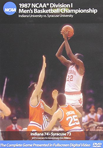 1987 NCAA Championship Indiana vs. Syracuse]()