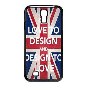Customised Case Keep Calm And Samsung Galaxy S4 I9500 UHN1046032