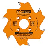 CMT 240.006.04 4″ x 6 Tooth, 22mm Bore, Biscuit Joiner Blade For Lamello, DeWalt, Skil, Bosch, Freud & Smaller Biscuit Joiners
