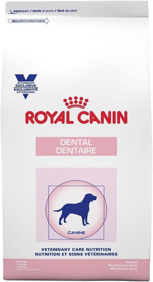 Royal Canin Dental Dry Dog Food - Runner-Up Dog Food for Halitosis