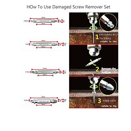 Buy stripped screw removal kit