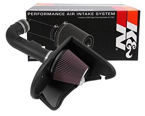 K&N 63-3094 Performance Intake Kit, (N)