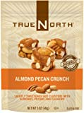 True North Crunch, Almond Pecan, 5 Ounce (Pack of 12)