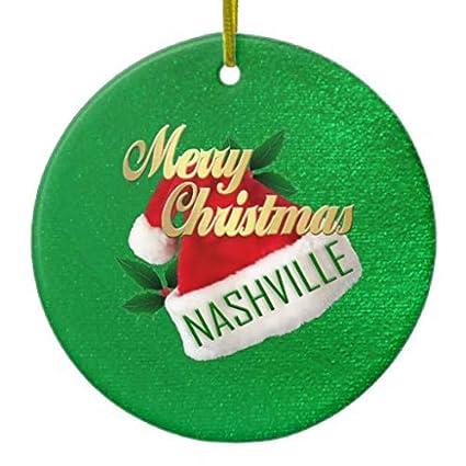 Amazon Com Delia32agnes Merry Christmas Nashville Christmas