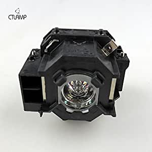 ELPLP41 COMPATIBLE PROJECTION LAMP WITH HOUSING FOR EPSON 30DAYS REFUND & 120DAYS WARRANT by For Epson