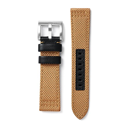 Strap Studio Kvadrat Orange Woven Nylon for Samsung Galaxy Gear S3  Smartwatch