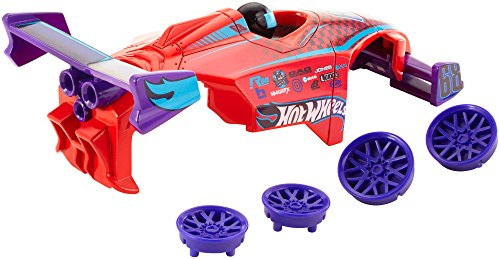 Hot Wheels Indy Car Shell & Wheels - http://coolthings.us
