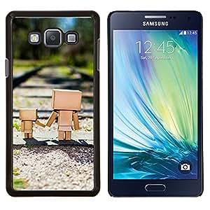 For Samsung Galaxy A7 A7000 Case , Soldaty oruzhie armiya- Diseño Patrón Teléfono Caso Cubierta Case Bumper Duro Protección Case Cover Funda