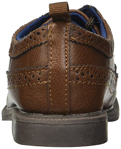 Pictures of carter's Boys' Oxford5 Dress Shoe Oxford, Brown, 7 M US Toddler 7