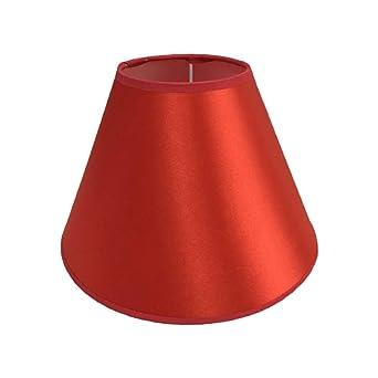 Lámpara de techo con clip de vela, de tela hecha a mano ...