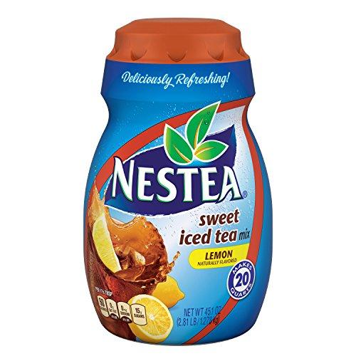 Nestea Sweet Tea Mix Lemon, 45.1 - Mix Sweet